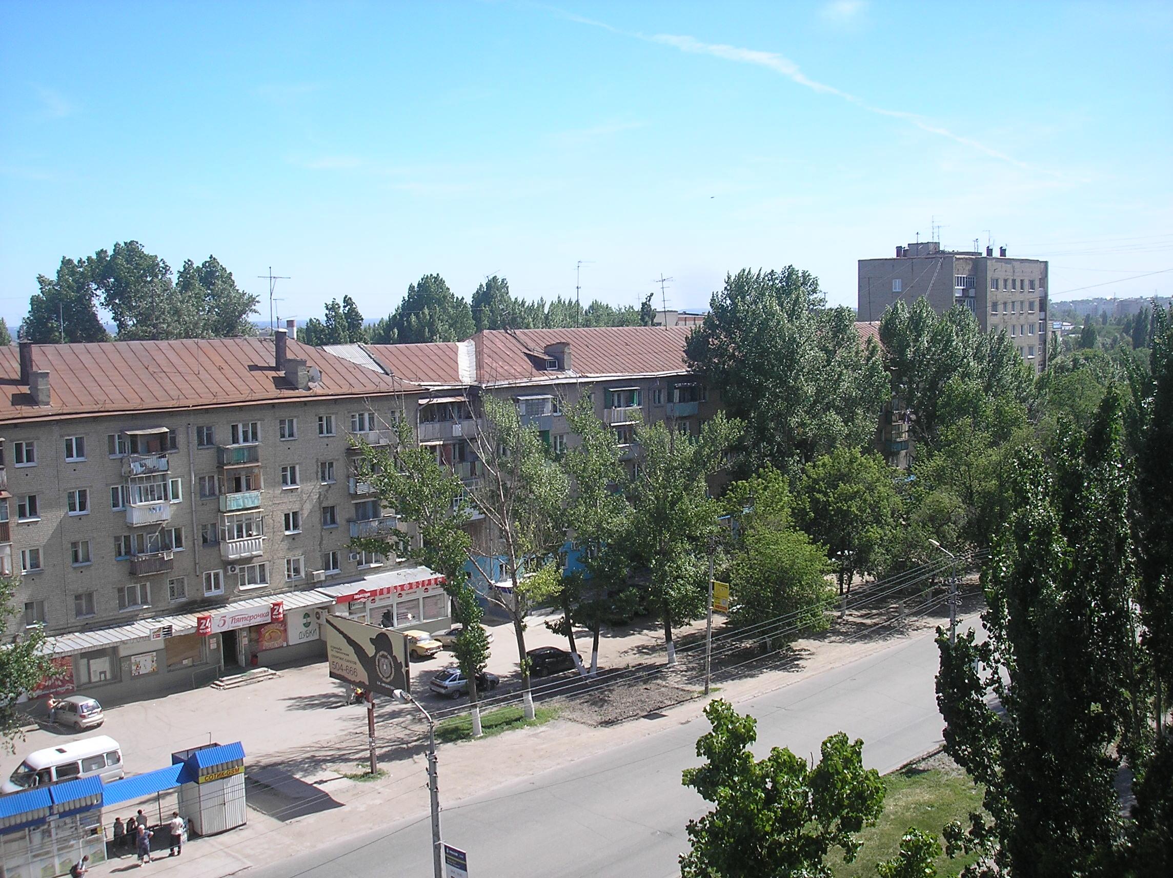 Фото улицы большая садовая в ростове на дону