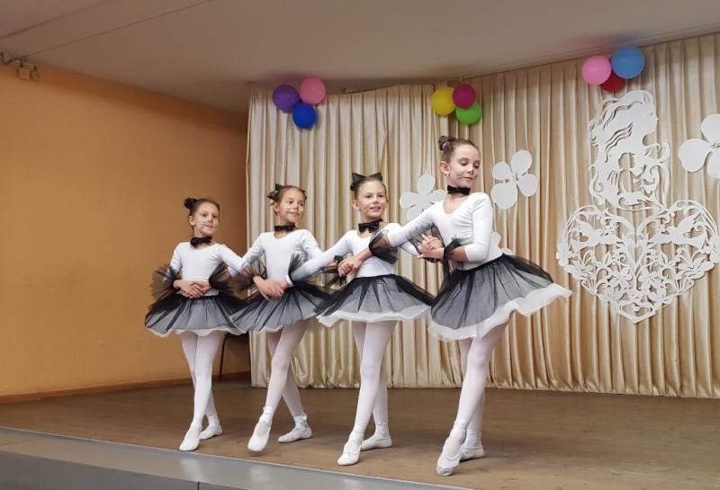 В Детской школе искусств имени В.В. Ковалева состоялся праздничный концерт, посвященный Дню матери