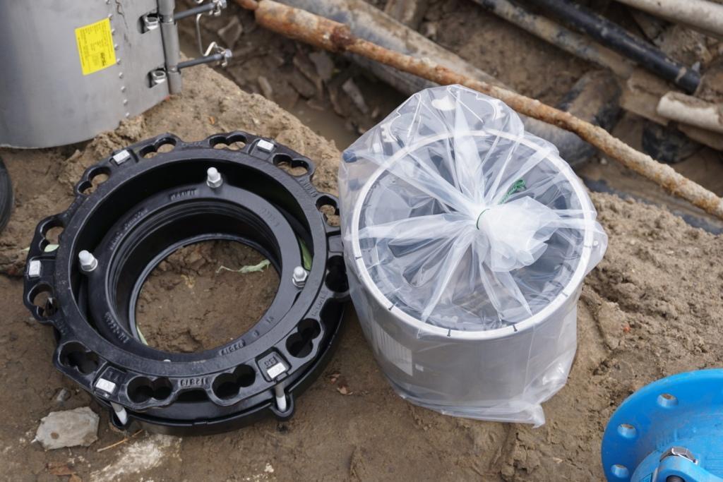 В Саратове введен в эксплуатацию новый водопровод на проспекте Кирова