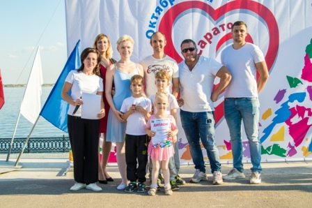 ДЕНЬ ГОРОДА-2019: В Октябрьском районе прошли Фестиваль автозвука и спортивное мероприятия «Fitness family»