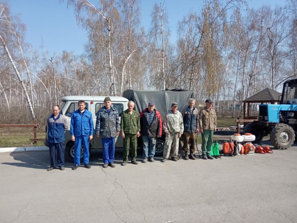 На территории Кумысной поляны проводятся штабные учения