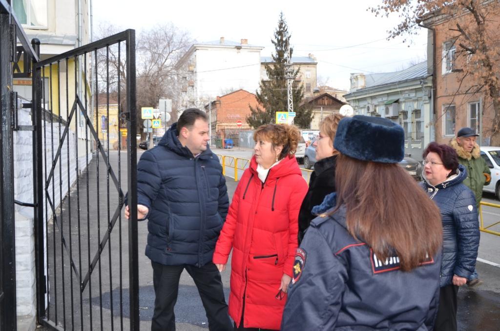 По поручению главы Саратова Михаила Исаева в городе проходят мероприятия по формированию безопасной среды для несовершеннолетних