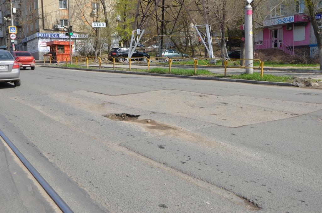 Состоялся инспекционный выезд по дорогам города, находящимся на гарантийном обслуживании