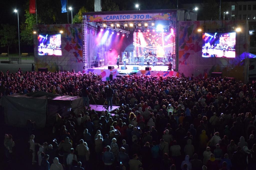 ДЕНЬ ГОРОДА – 2019. В Саратове завершилось масштабное празднование