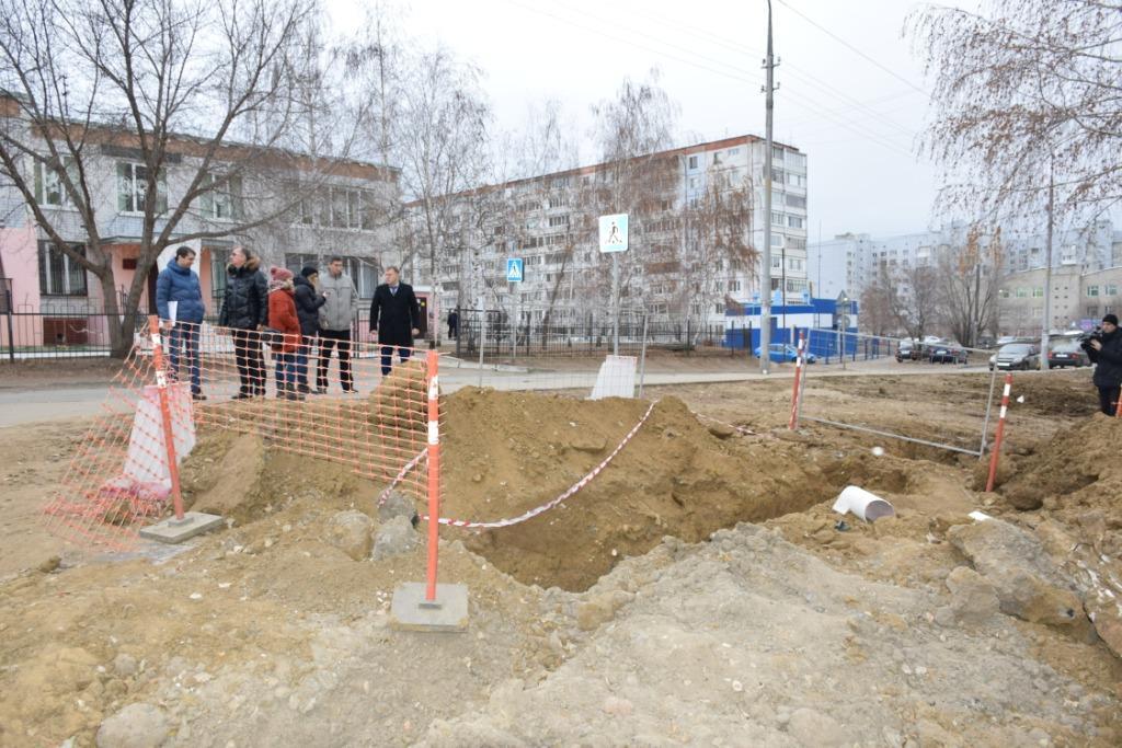 Управление муниципального контроля проверило сроки выполнения вскрышных работ на городских улицах