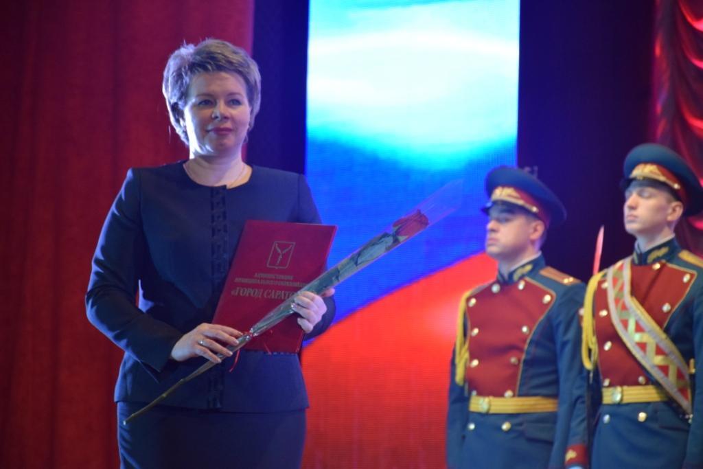 Состоялось городское мероприятие, посвященное Дню защитника Отечества