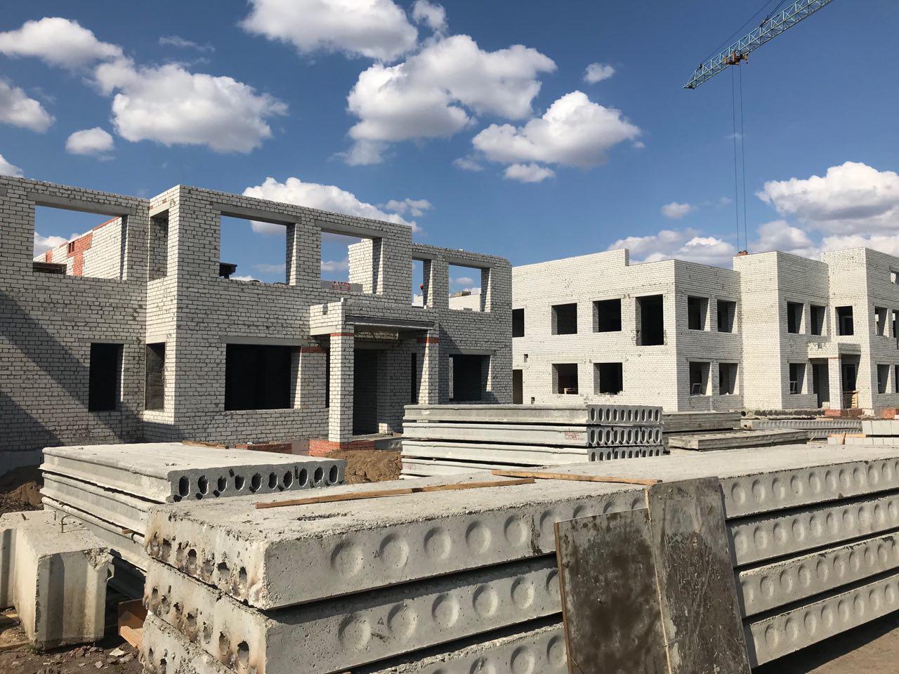 Михаил Исаев о строительстве детских садов на территории Саратова: «На ряде объектов очень высокая степень готовности»