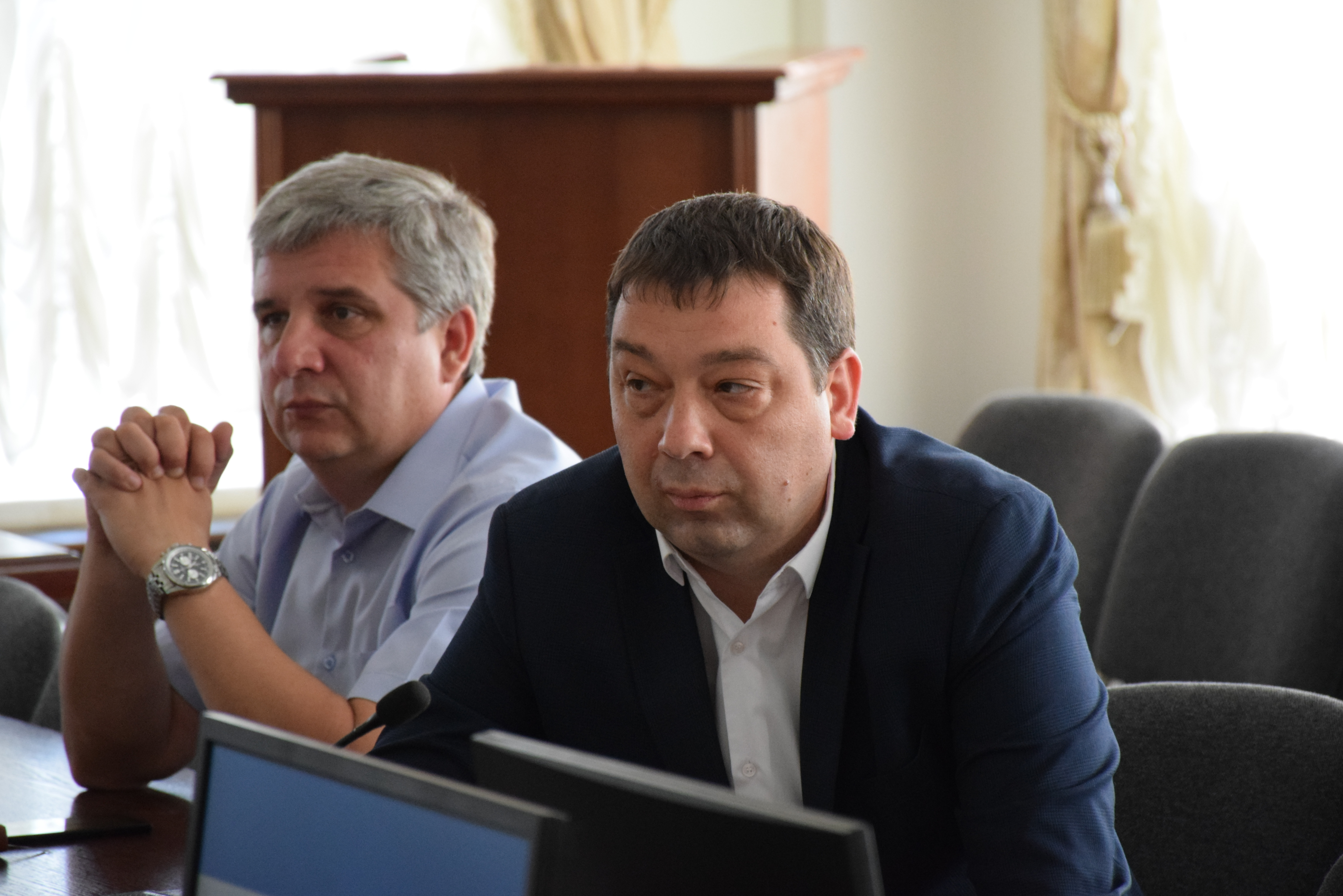 Проект реконструкции проспекта Кирова обсудили в администрации города