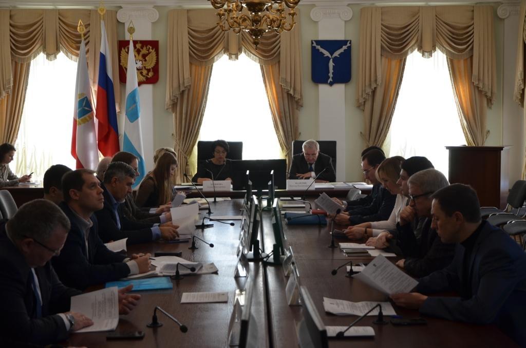 Состоялся круглый стол на тему «Современные аспекты развития инфраструктуры инновационного развития г. Саратова»