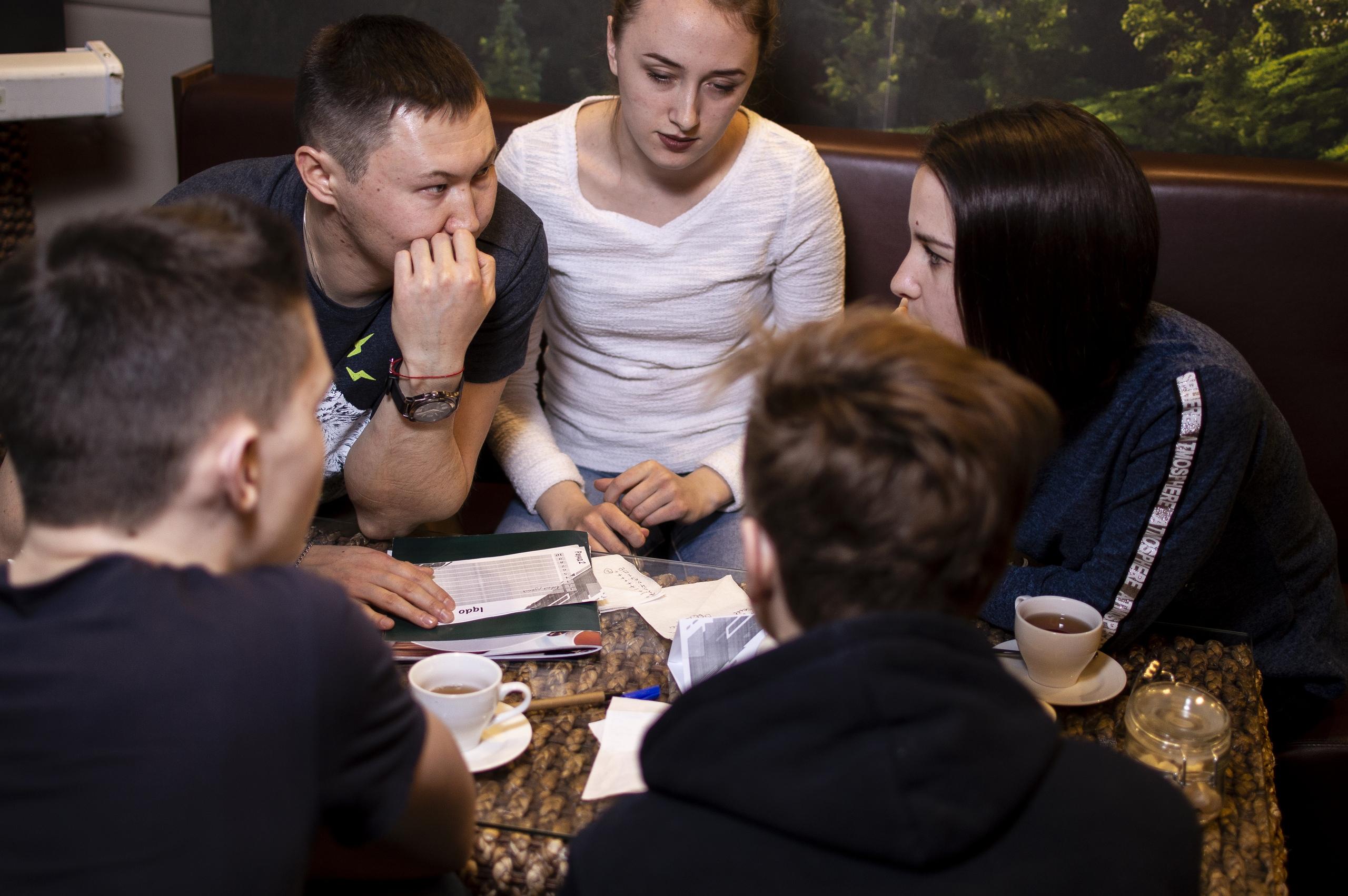 В Саратове состоялся квиз «на минималках»