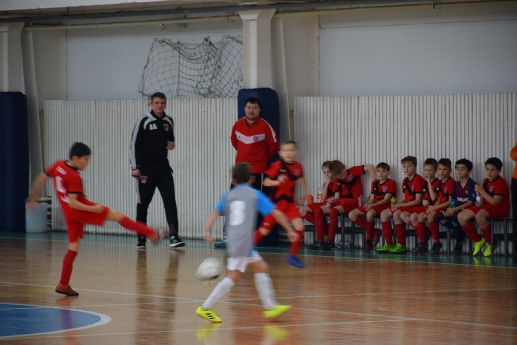 Состоялся Финал Рождественского турнира по мини-футболу, посвященного Героям Отечества