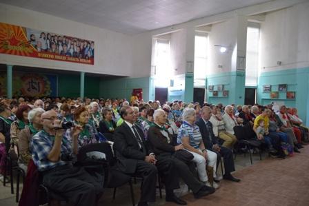 Встречи «Школы социальной активности граждан старшего поколения» в 2019 году завершились в лагере «Дубки»