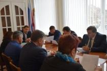 Состоялось заседание общественной комиссии по реализации приоритетного проекта «Формирование комфортной городской среды»