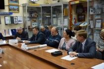 Представители муниципалитета встретились с предпринимателями