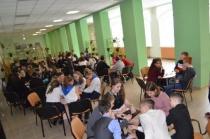 В Волжском районе состоялась интеллектуальная игра брейн-ринг «Большое космическое путешествие»