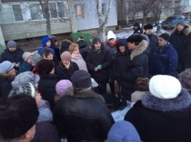 В Заводском районе продолжаются встречи с гражданами