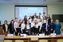 Состоялся чемпионат по деловой игре «Выборы» среди старшеклассников Саратова