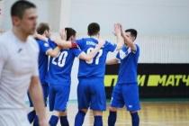 Команда «Саратов-Волга» выиграла в домашнем матче