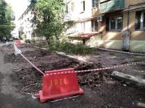 Прошла очередная встреча представителей администрации Октябрьского района с жителями дома по улице Чернышевского