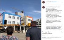 Михаил Исаев совершил инспекционный выезд по Заводскому району