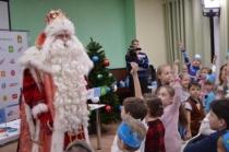 Состоялась новогодняя пресс-конференция Деда Мороза