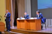 Состоялась встреча главы города Михаила Исаева с предпринимателями по поводу соблюдения дизайн-кода