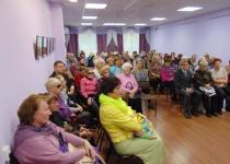 В Центральной городской библиотеке состоялось открытие нового сезона литературно-музыкальной гостиной