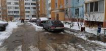 Сотрудники комитета по жилищно-коммунальному хозяйству выявили нарушения при очистке от снега и наледи дворовых территорий