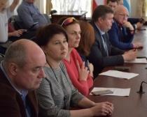 Состоялось заседание рабочей группы по реконструкции проспекта Кирова
