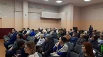 Жители Октябрьского района обсудили вопросы благоустройства