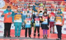 Саратовская биатлонистка стала лучшей на межрегиональных соревнованиях