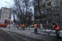 Продолжаются работы по благоустройству Саратова