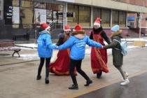 В рождественских колядках приняли участие более 100 человек