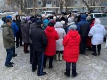 Жители Заводского района встретились с представителями администрации