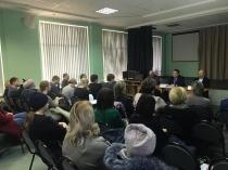 Руководство Волжского района провело очередную встречу с жителями