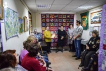 «Городской центр им. П.А. Столыпина» открывает выставку лоскутного шитья