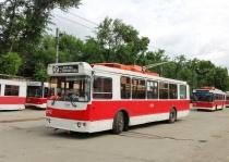 В Саратове все основные трамвайные, троллейбусные и автобусные маршруты находятся в движении