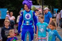Третий год в Саратове проходит фестиваль «Городские выходные»