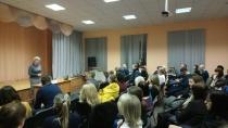По поручению главы города Михаила Исаева продолжаются встречи с жителями Ленинского района