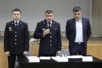 Андрей Чепурной встретился с жителями Фрунзенского района