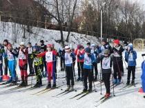 На стадионе «Зимний» завершился городской зимний фестиваль ВФСК «ГТО» среди обучающихся общеобразовательных организаций