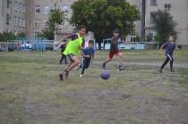 Состоялся финальный товарищеский футбольный матч среди подростков поселка Поливановка