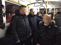 Саратов получил несколько новых троллейбусов