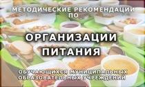 Разработаны методические рекомендации по порядку организации школьного питания