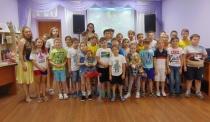 Учащиеся гимназии гуманитарных наук побывали в Центральной городской библиотеке