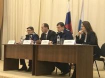 Работодатели и предприниматели встретились с замглавы администрации Саратова по экономическим вопросам
