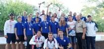 Команда из Саратова заняла 3 место на Кубке России по морскому многоборью