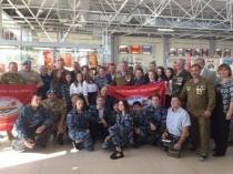 Состоялась встреча ветеранов боевых действий с учащимися общеобразовательных учреждений Волжского района