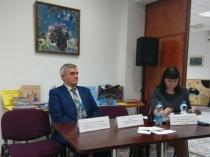 В библиотеке для слепых Фрунзенского района прошёл областной семинар