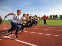 В Саратове прошла легкоатлетическая эстафета «Золотая осень-2019»